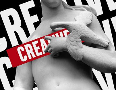 Creafolio (series of creative banner design)
