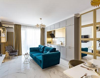 Gatsby Apartment
