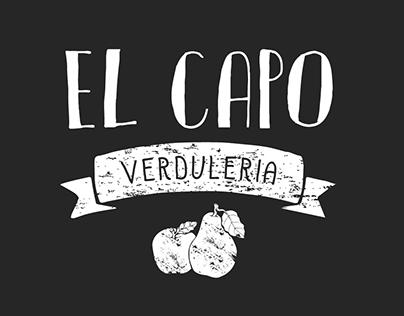 Verdulería ''El Capo''