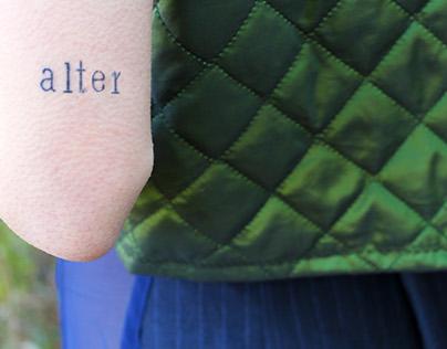 """Alter""."