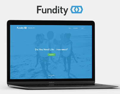 Fundity Loans and Insurance Comparison Website