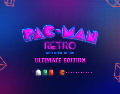 PacMan Retro