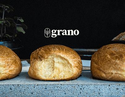 Grano - Logo / Brand / Photography