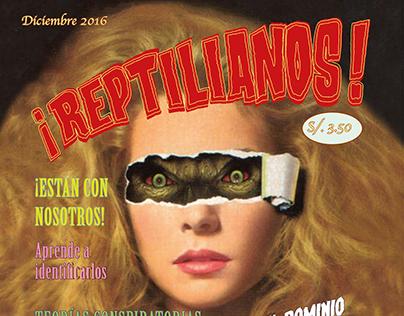 Fanzine - ¡Reptilianos!