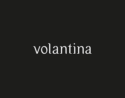 Volantina | a type design project