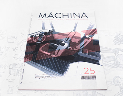Machina. Design Portfolio