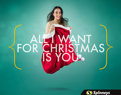 SPINNEYS CHRISTMAS