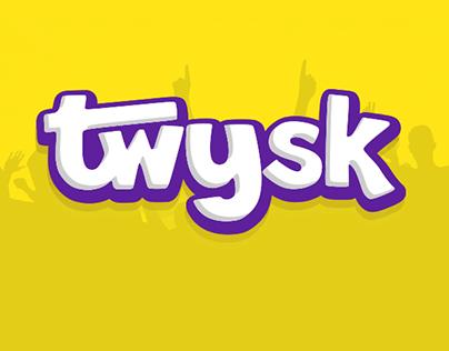 Twysk Social Event App