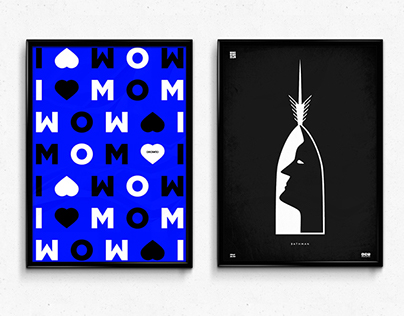 Minimal Poster Collection