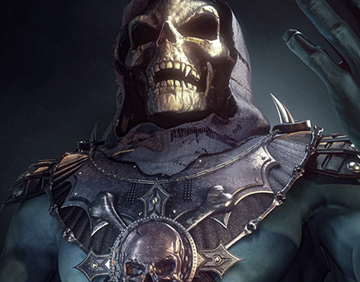 All hail Skeletor
