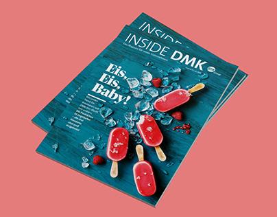 Magazingestaltung –DMK INSIDE
