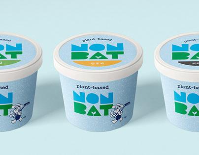 Branding for Nonbat Ice cream