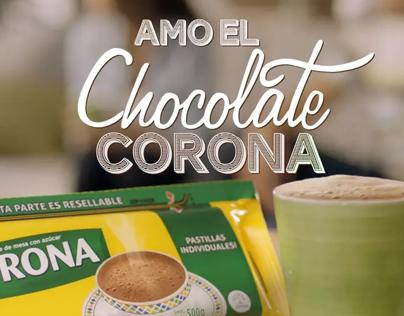 CHOCOLATE CORONA AMIGOS