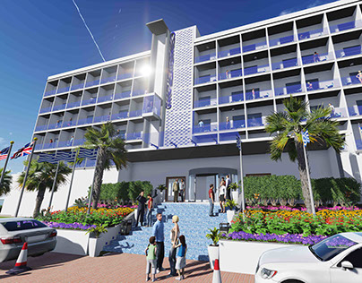 Proposal for the renovation of a 277 room Hotel