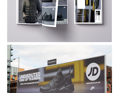 JD Sports | Print & Digital