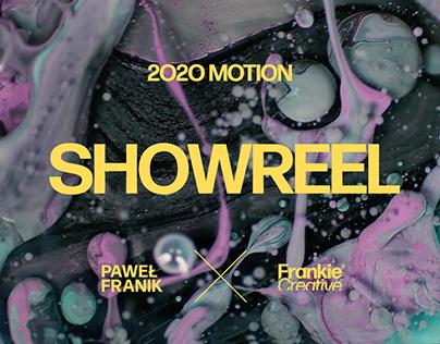 SHOWREEL | Paweł Franik | Frankie Creative® Studio