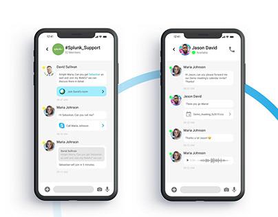 Natura Juice - Online fruit juice order app UI design  on