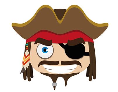 Pirate Head(s)