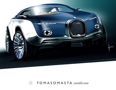 Bugatti X-Type