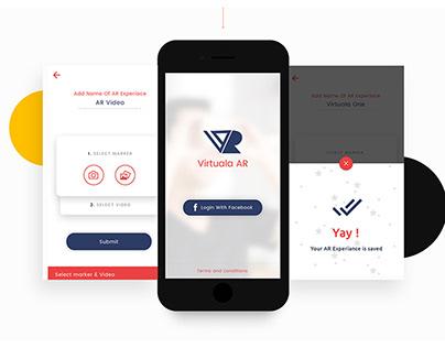 Virtuala AR App