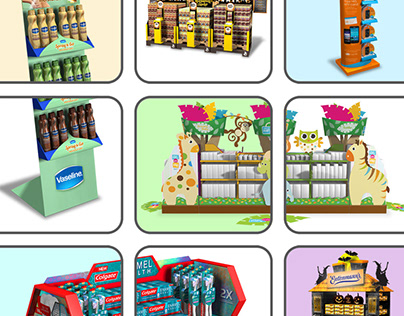 Merchandising Display & Packaging