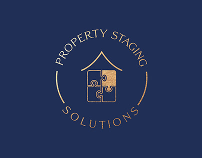 Property Staging Solutions branding