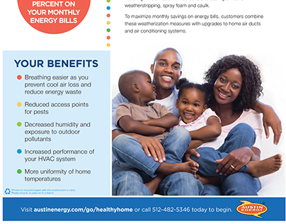 Austin Energy Promotions & Collateral
