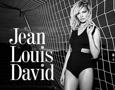 Jean Louis David Marketing Design Guidelines