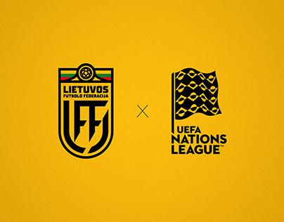 LFF x UEFA Nations League | Digital Content 2020