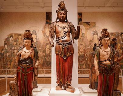 Ontario Royal Museum - Buddhist sculpture