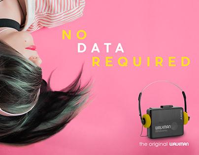 Sony Advertising Concept