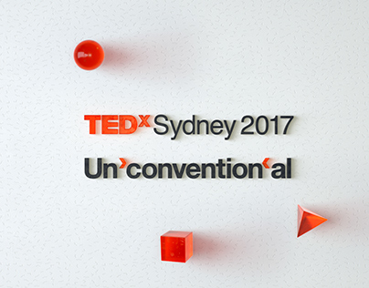 TEDx Sydney 2017 Main Titles