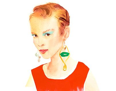 Fashion frills 2017