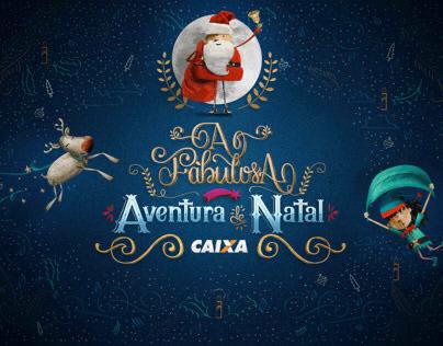 Natal da Caixa | Caixa's Christmas
