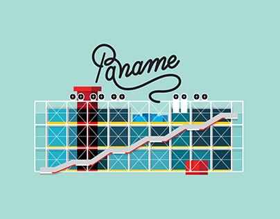 Lutèce, Paris, Paname