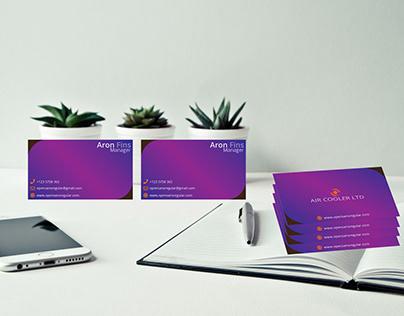 Business card template , business card design