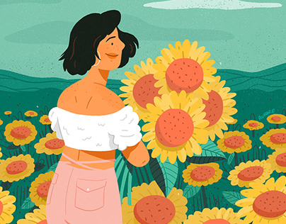 Sunflower Summer 🌻
