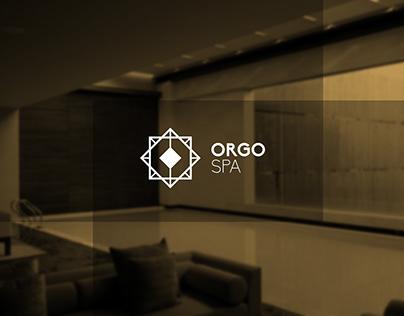 Identyfikacja wizualna Orgo Spa
