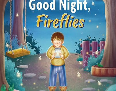 Good night fireflies-Little Lamb Books