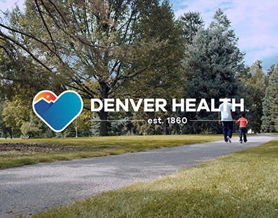 Denver Health Logo Animation