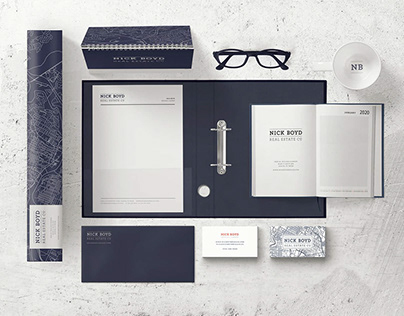 Real Estate Brand Design