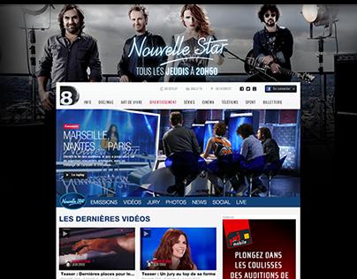 Nouvelle Star Saison 3 web (D8.tv)