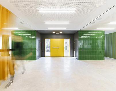 KAP2/ Rehabilitación de un Edificio Multiusos