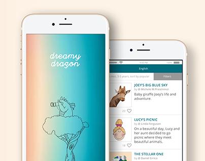 Dreamy Dragon | Mobile App