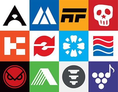 2018 Logofolio Vol. 1