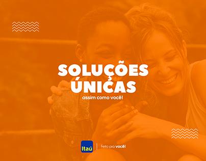 Itaú - Um banco único como você!