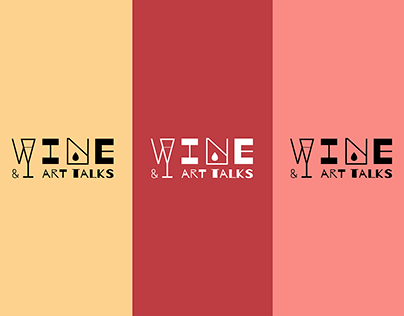 Wine & Art Talks - wine branding