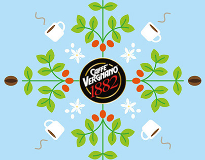Caffè Vergnano · Pattern contest