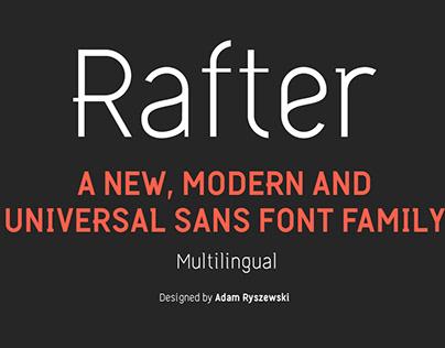 Rafter Sans