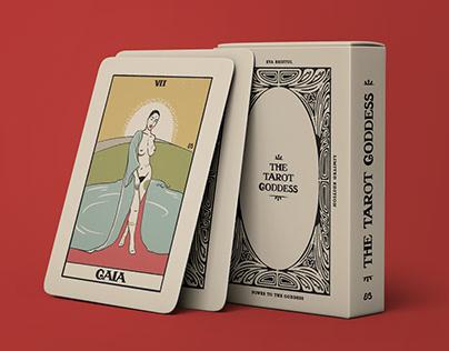 The Tarot Goddess - Card Deck